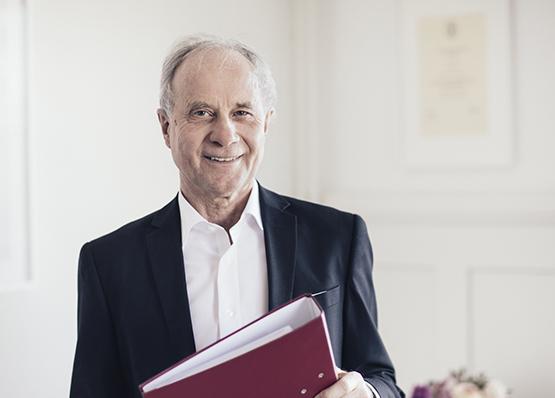 lic. iur. Stephan Martin Koch, Rechtskonsulent bei Diedrichsen Advokatur Notariat